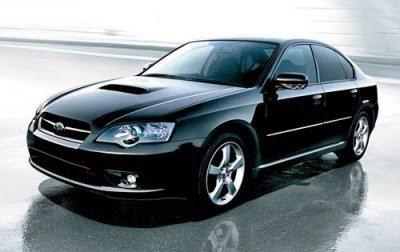 Новый Subaru Legacy представят в Чикаго через неделю 1