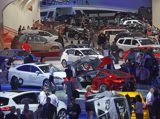 Главные события автомобильного мира в 2014 году