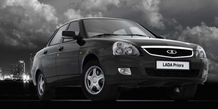 «АвтоВАЗ» озвучил стоимость Lada Priora с «роботом»