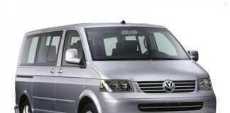 В Москве растут продажи Volkswagen Т5