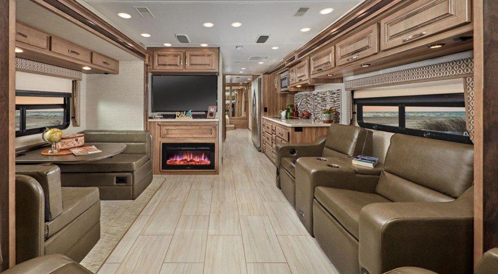 Компания Jayco показала самый роскошный в мире «дом на колесах» за $289,5 тысяч 7