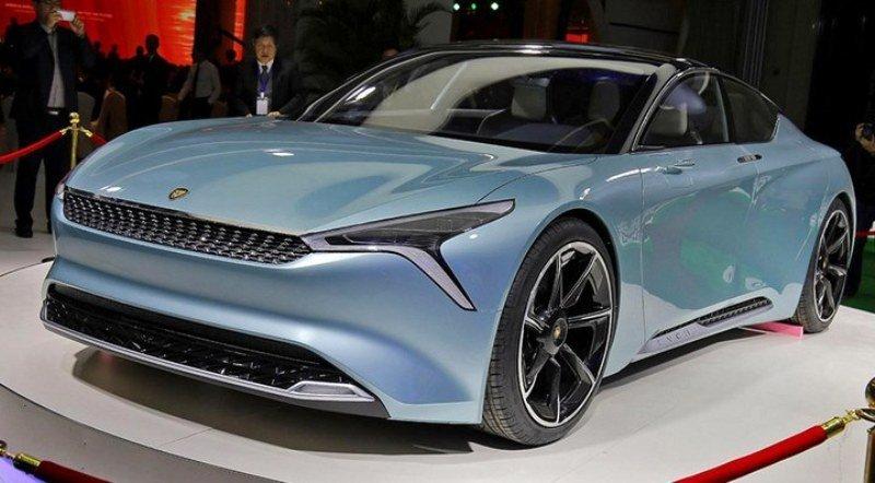 Представлен новый китайский электромобиль LvChi Urano 1