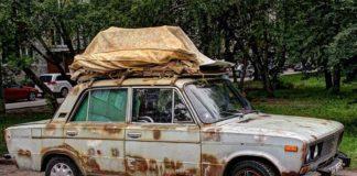 Эксперты определили средний возраст легковых автомобилей на российском рынке