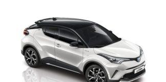Компания Тойота объявила стоимость и дату продаж моделей C-HR в РФ