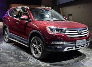 Lifan планирует выпускать полноприводные SUV