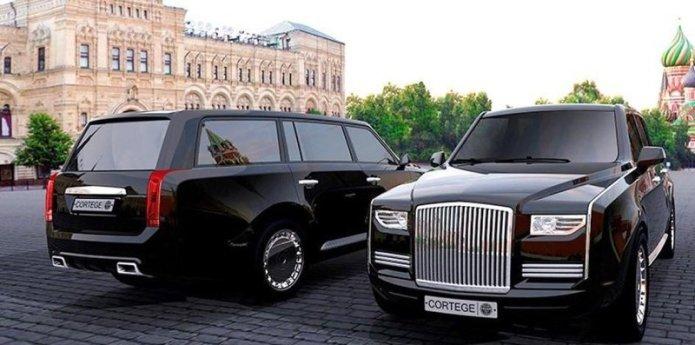 Лимузин проекта «Кортеж» получит бронированное стекло за 200 тысяч рублей