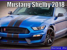 New Ford Mustang Shelby GT500: первые подробности