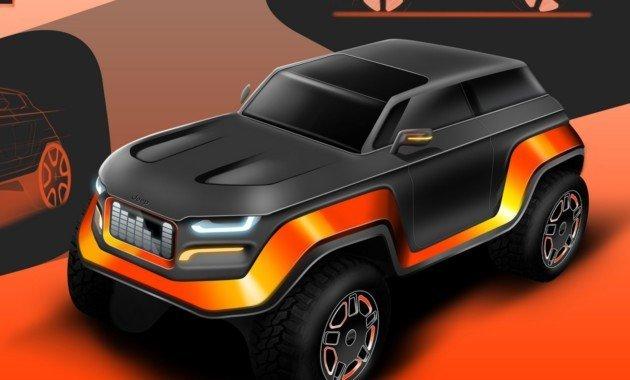 Новшества и дизайнерские наработки для компании Jeep: конкурс Drive for Design
