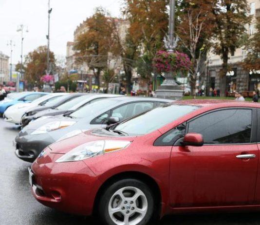 Объем подержанной электромобилей в РФ увеличился втрое