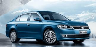 В Китае показан новый автомобиль от компании Фольксваген: встречайте Gran Lavida