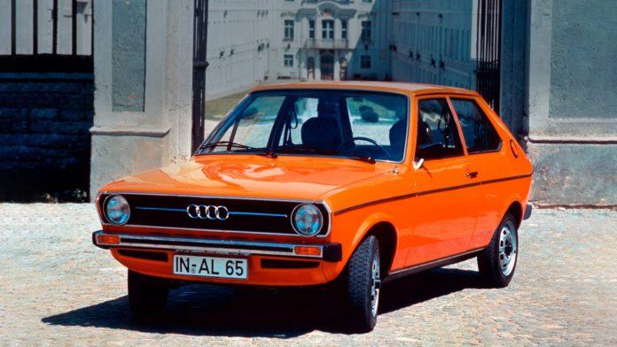 Забытые Audi