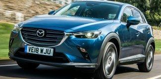 Компактный кроссовер Mazda подрастет и получит революционный мотор