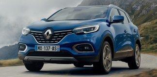 Кроссовер Renault Kadjar получил новые моторы