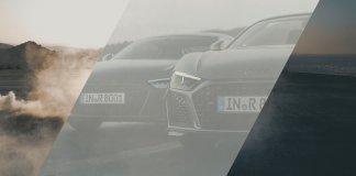 Обновленный Audi R8: первое изображение
