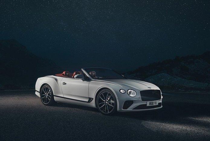 Стали известны рублевые цены на кабриолет Bentley Continental GTC