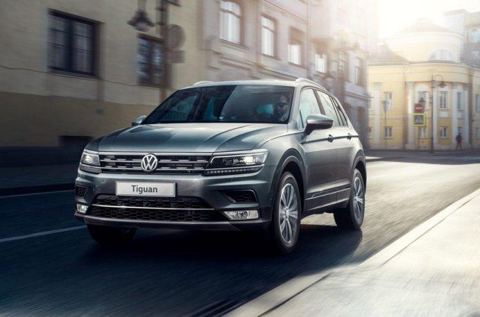 Дизельный Volkswagen Tiguan уходит из России