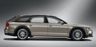 Итальянцы построят вседорожный универсал Audi A8 allroad