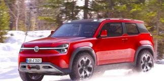 Volkswagen сделает конкурента Land Rover Defender