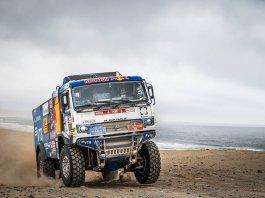 «Дакар-2019»: «КАМАЗ» на первом месте и первая победа Toyota