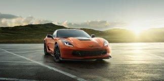 Европейский Chevrolet Corvette получил «финальные» версии