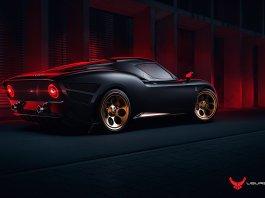 Голландцы превратили купе Alfa Romeo 4C в ретроспорткар