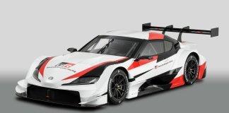 В Токио показали версию новой «Супры» для чемпионата Super GT