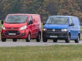 Volkswagen и Ford создадут альянс по выпуску пикапов и фургонов