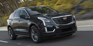 Cadillac XT5 получил «спортивную» версию