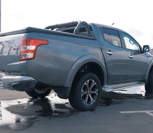 ДИЗЕЛЬ РАМА ПИКАП - ОТ 1700 000 - FIAT FULLBACK, как Mitsubishi L200, только дешевле