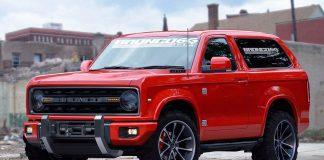 Дилерам Ford показали прототип нового Bronco