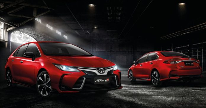Российские Toyota получат спортивные спецверсии