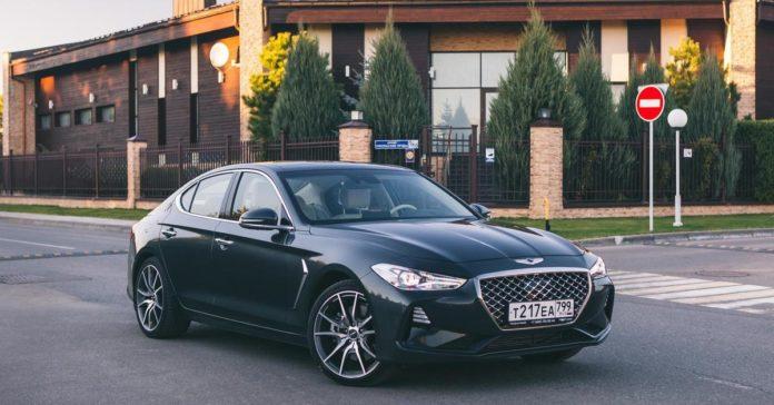 В России появилась подписка на автомобили Genesis