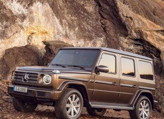В России отправили в ремонт более 1,6 тысячи Mercedes-Benz