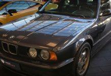 Идеальный BMW M5 1993 года оценили в 5,3 миллиона рублей