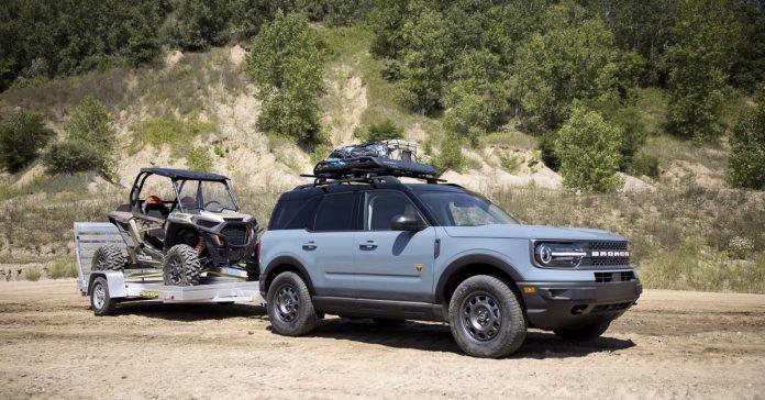 Ford сделал Bronco для рыбаков и спасателей