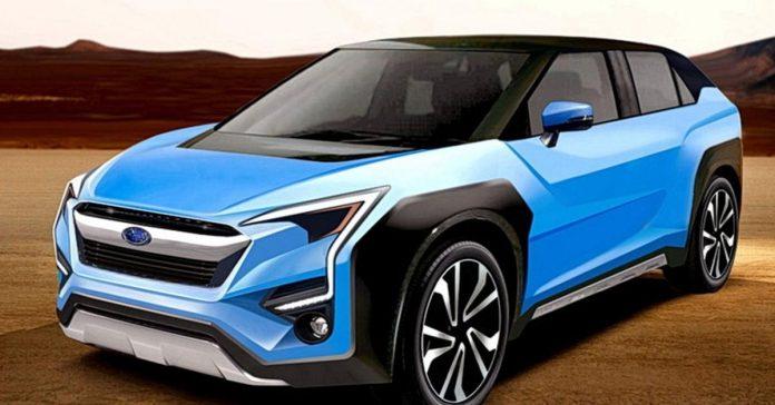 Опубликован график выхода новых моделей Subaru до 2023 года