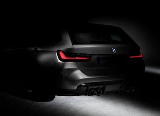 BMW подтвердила появление универсала M3 Touring: первое изображение
