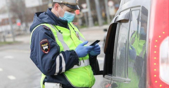 В России предложили лишать прав злостных автохулиганов