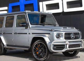 Построен экстремальный Mercedes-Benz G-Class: 940 сил и 3,6 секунды до «сотни»