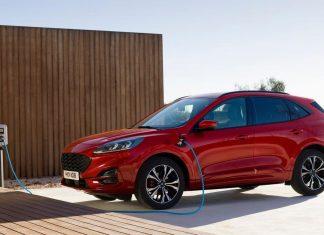 Ford пришлось приостановить продажи популярного гибрида из-за риска возгорания