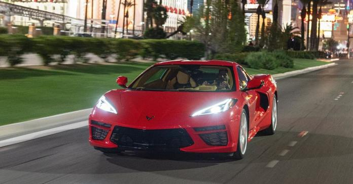 Chevrolet приостановил продажи Corvette из-за найденного дефекта