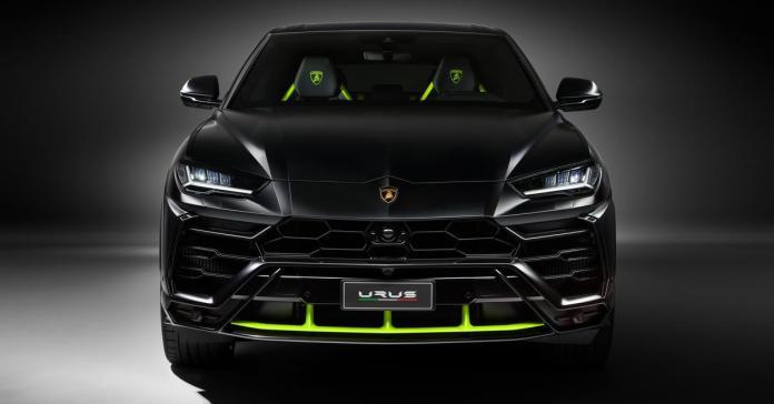 У Lamborghini Urus появилась «графитовая» версия