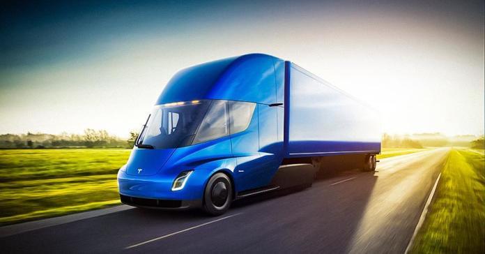 Илон Маск раскрыл запас хода грузовика Tesla Semi: он будет больше, чем ожидалось