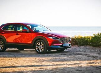 Цена Mazda CX-30 в России снова изменилась