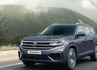 Volkswagen раскрыл подробности об обновленном Teramont для России