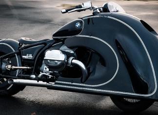Одержимость BMW большими «ноздрями» добралась и до мотоциклов