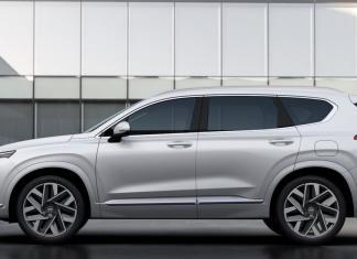 Появилась информация о моторах обновленного Hyundai Santa Fe для России