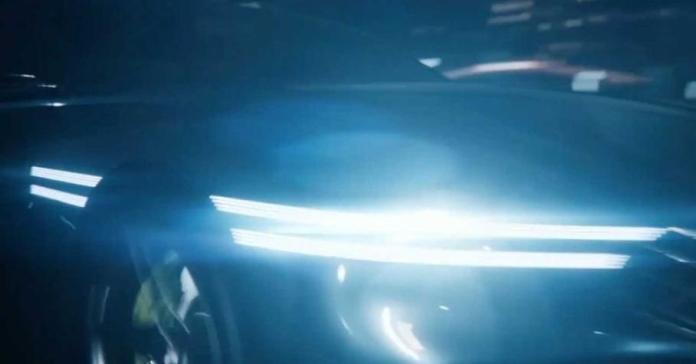 Genesis показал на видео электрическое купе