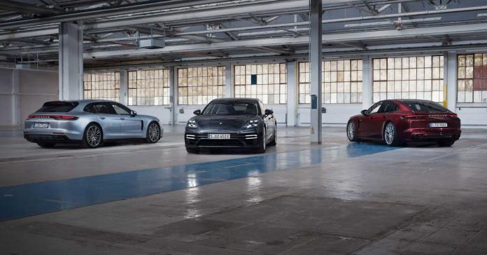 Porsche всё-таки планирует выпустить Panamera нового поколения