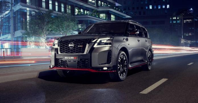 428 сил и спортивный обвес: Nissan представил «заряженный» Patrol